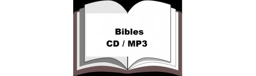 Bibles CD / MP3