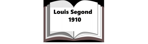Version Segond 1910