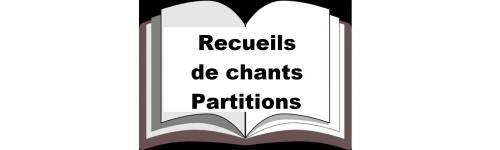 Recueils de chants-Partitions