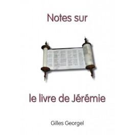 Notes sur le livre de Jérémie