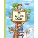 14 aventures avec Chris Un livre + un CD