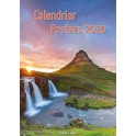 """Poster calendrier """"2019"""