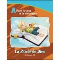 Album De Jeux Et De Coloriages La Parole De Dieu Psaume 119