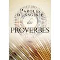 Paroles De Sagesse Des Proverbes