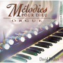 Melodies Pour Dieu CD Orgue
