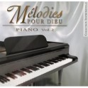 Melodies Pour Dieu CD Piano Vol.2