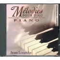 Melodies Pour Dieu CD Piano