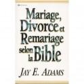 Mariage Divorce Et Remariage Selon La Bible