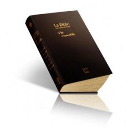 Bible Segond 21 Vie Nouvelle Souple Noire Tr. Ou Boitier
