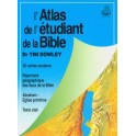 Atlas De L Étudiant De La Bible
