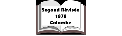 Version Segond 1978 Colombe