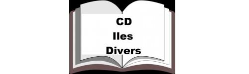 CD-Iles Divers