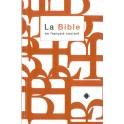 Bible Fc A/Deutéro Rigide Orange