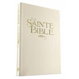 Bible Esaïe Confort Duo Blanc Gris