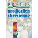 Precis De Prédication Chrétienne