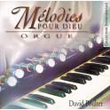 Melodies Pour Dieu CD Orgue