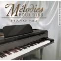 Melodies Pour Dieu CD Piano Vol.2